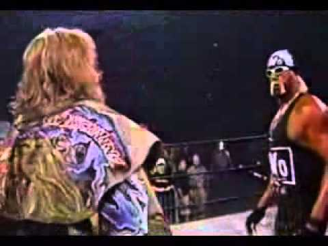 WCW   Ultimate Warrior Debut Complete Part 1)