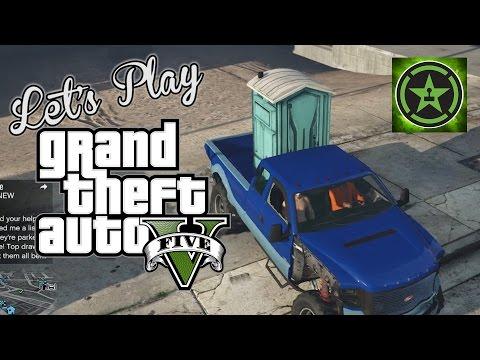 Lets Play GTA V Lindsays Heist