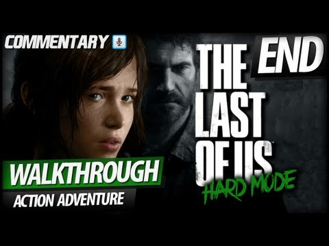 The Last of Us Walkthrough Gameplay Hard Mode - PART 33   ENDING & REVIEW (Commentary)