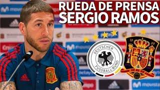 download musica Alemania-España Rueda de prensa previa de Sergio Ramos Diario AS