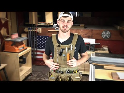 Atlas 46 JourneyMESH Chest Rig Review - Trim Carpentry and Woodworking