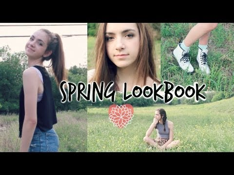 Spring Lookbook 2014!