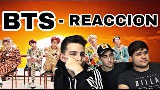 ARGENTINOS REACCIONAN a BTS | PARTE 3