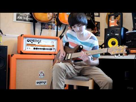 Andy Timmons Electric Gypsy ( Cover)