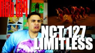 NCT 127 LIMITLESS Performance Video Reaction JOHNNY