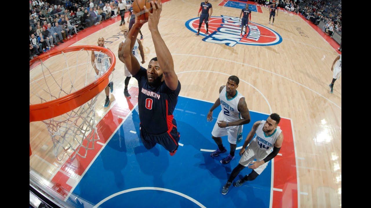 Detroit Pistons Top 10 Plays of the 2014-15 Season
