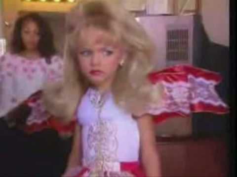 Child Beauty Pageants- Sad Faces And Fake Smiles video
