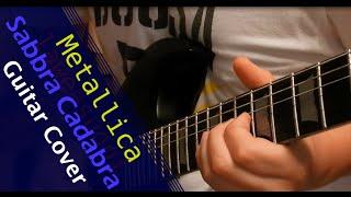 Watch Metallica Sabbra Cadabra video