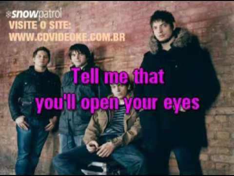 Snow Patrol   Open Your Eyes