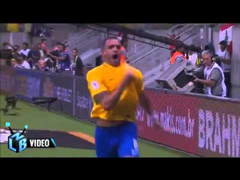 NLB Cuplikan Gol Brazil 2 Vs 2 Uruguay 26 Maret 2016