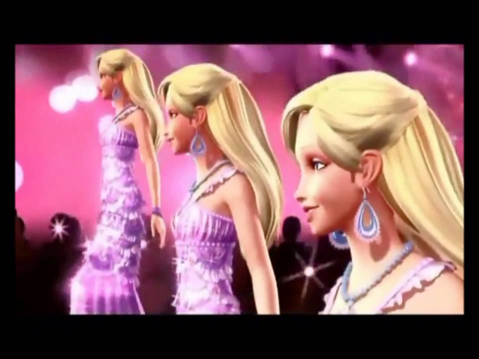 barbie Girl (dublado) Parodia linda - YouTube