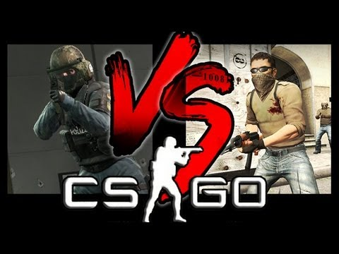 IT'S CS:GO TIME! (Smosh Games VS)