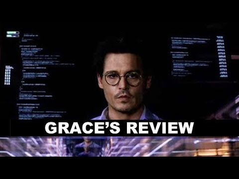 Transcendence Movie Review : Beyond The Trailer