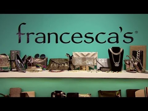Francesca's Falls as Retailer's Results are Hit by Harsh Winter