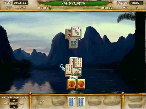 Mahjong Escape Ancient China