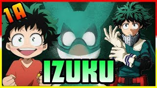 "CLASS 1-A: Izuku Midoriya ""Deku"" - My Hero Academia Discussion"