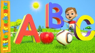 Abc Phonics Song For Children Learn Colors Shapes