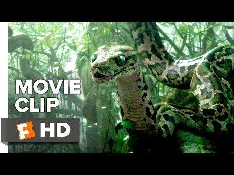 The Jungle Book Movie CLIP - Kaa (2016) - Scarlett Johansson Movie HD