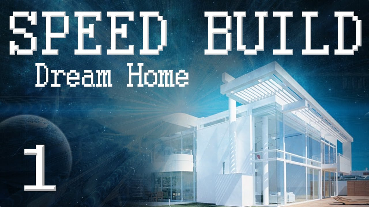 Sketchup Speed Build Dream Home Part 1 Humble Beginnings Youtube
