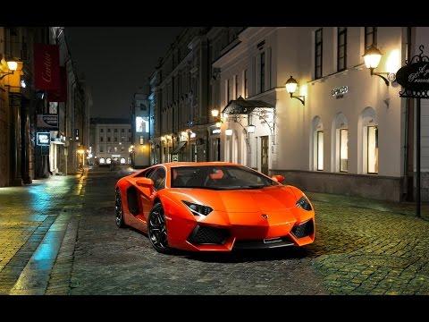 Mega Fabrikalar   Lamborghini Aventador HD