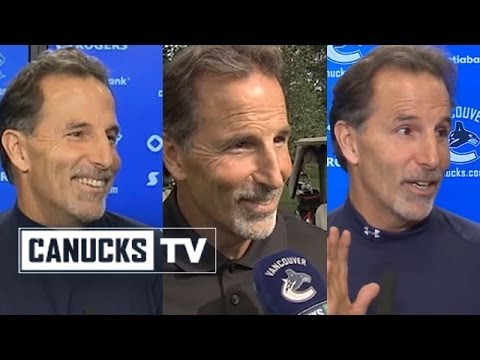 John Tortorella Best Moments with Canucks