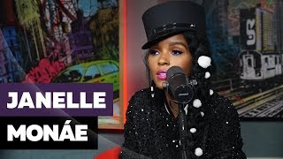 Janelle Monáe On Kanye West, Sexuality & Looks Back At First Time She Met Prince