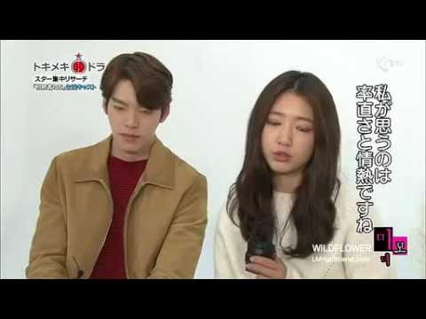 [ KNTV special interview ] Leeminho,Parkshinhye,Kimwoobin