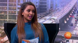 Domestic Violence And The Law/ Interview with Alemayehu Bacha - Sunday with EBS