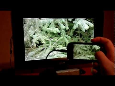 Nokia 701 TV-Out overview part 1