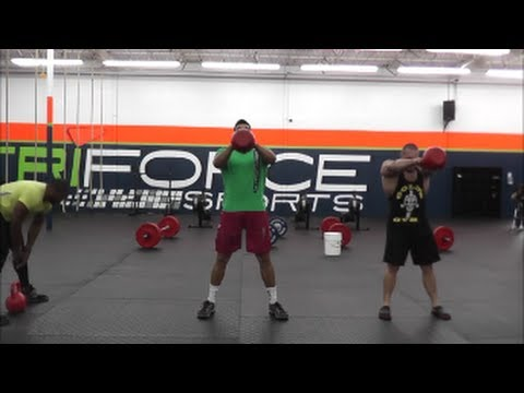 Pro Bodybuilder Crossfit Training | Marc Lobliner Tries Crossfit! Image 1
