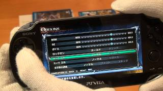 PS VITA - Unboxing and review of Ridge Racer, Dark Quest, Lord of Apocalypse and NEAR (APP)