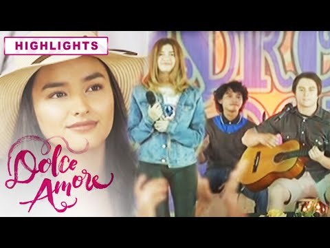 Dolce Amore: Angel and Tenten's performance
