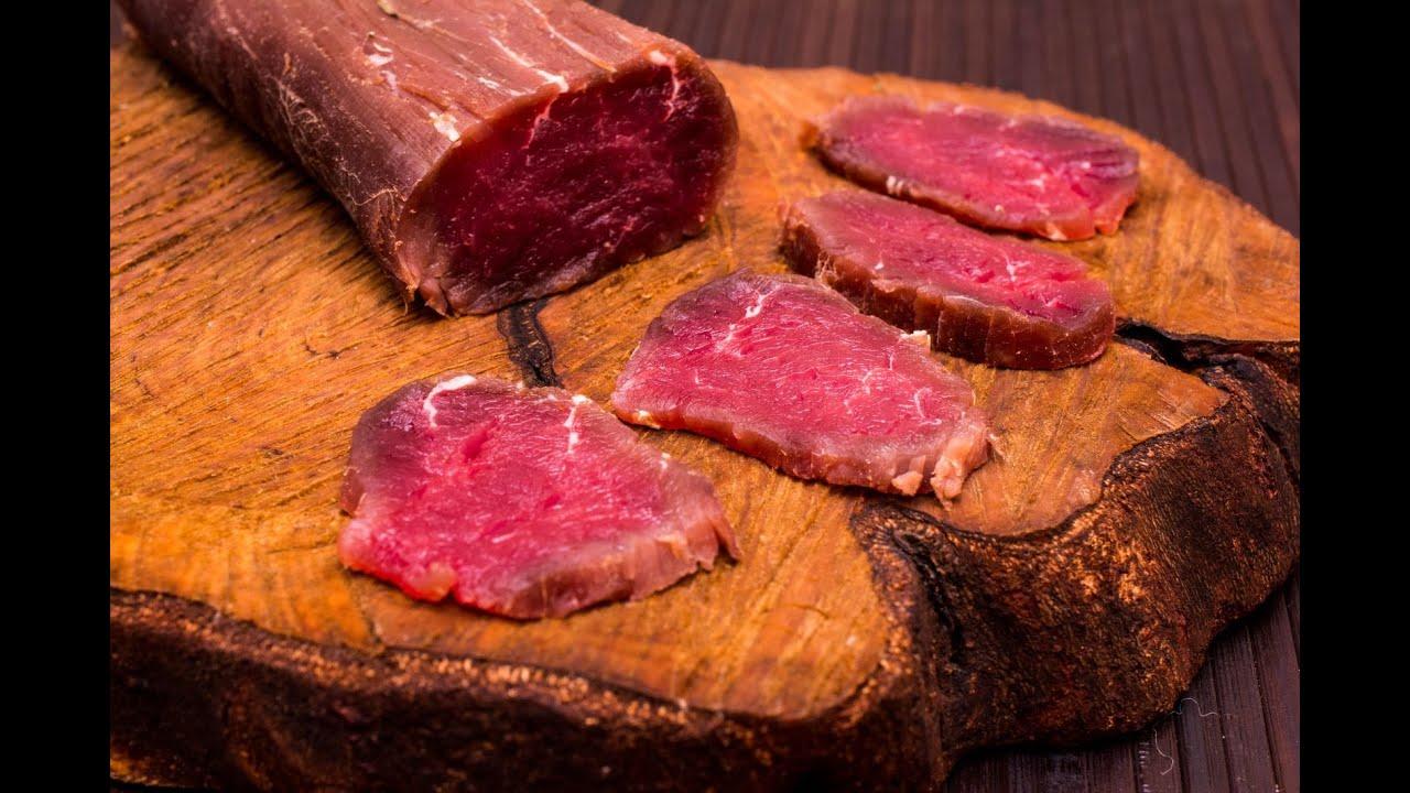 Сыровяленая колбаса в домашних условиях Кулинарные 100