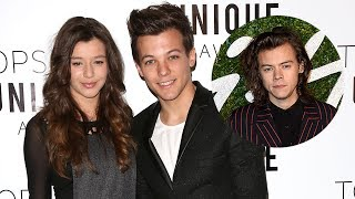 Louis Tomlinson Says 'Larry Stylinson' Rumors Affected Relationship With Eleanor