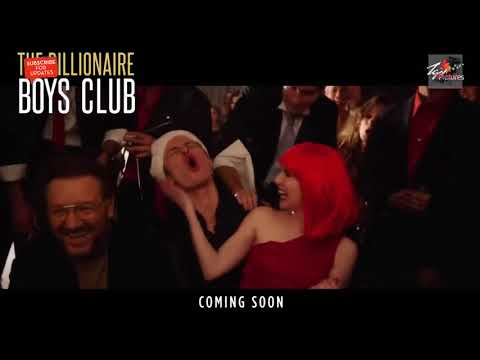 THE BILLIONAIRE BOYS CLUB-2018 FULL HD OFFICIAL MOVIE TRAILER