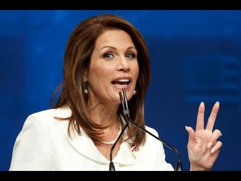 Michele Bachmann: God Will Repeal Obamacare