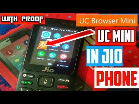 UC mini in Jio phone  download UC mini in Jio phone how to download UC mini in Jio phone use UC mini