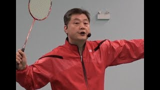 Badminton-Tips for Serious Players (11) The Right Real Base in Singles