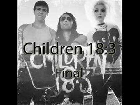 Children 18:3 - Final