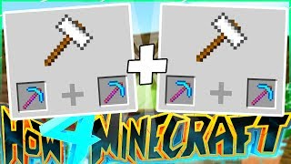 CREATING OUR FIRST GOD TOOL - How To Minecraft S4 #27