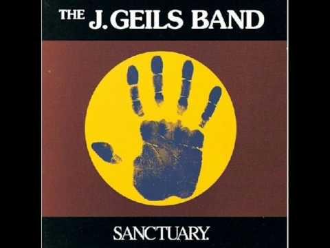 J Geils Band - Wild Man