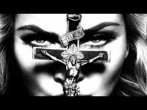 MADONNA  B-Day Song (feat. M.I.A.) MDNA wmv HD LYRICS