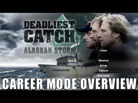 Deadliest catch alaskan storm you can 39 t rush art a for Crab fishing game