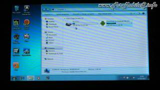 Acer Aspire One Happy 2 Blue - Boot Android, boot Windows, switch SO, spegnimento, gestione BIOS