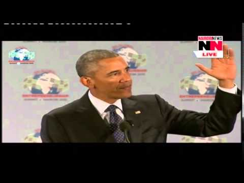 Obama offers United States' backing for business growth in Africa
