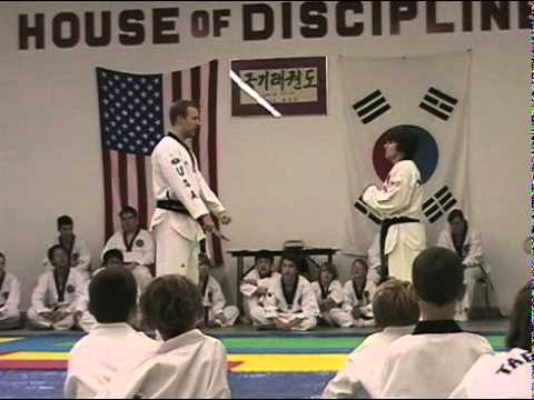 Black Belt Demonstration, Chai Tae Kwon Do Image 1