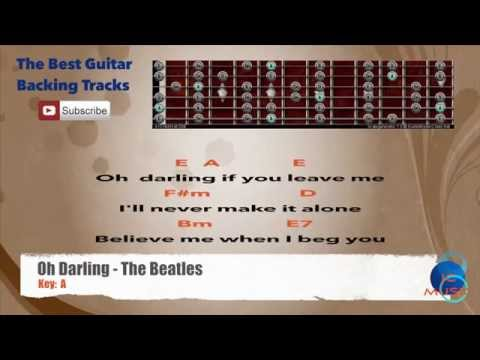 Video ♪♫ The Beatles - Oh! Darling (Tutorial) - Download 3GP - MP4 ...