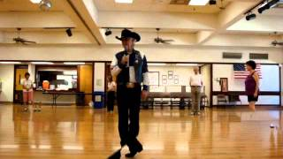 Country 2 Step  Line Dance  Walkthrough