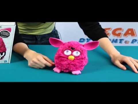 Presentation / Prezentacja - Furby Pink / Furby Różowy - Hot - Hasbro - www.MegaDyskont.pl