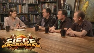 WoW Source: Patch 5.4 Developer Round Table
